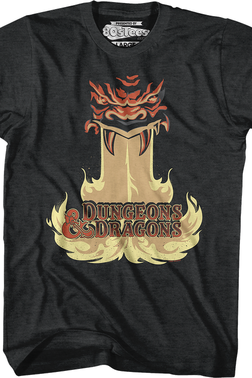 The Realm of Dungeons & Dragons T-Shirt