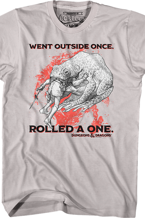 Rolled A One Dungeons & Dragons T-Shirt