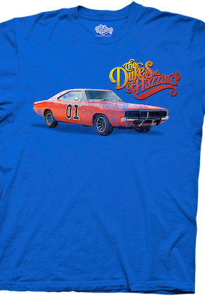 The Dukes of Hazzard Shirt