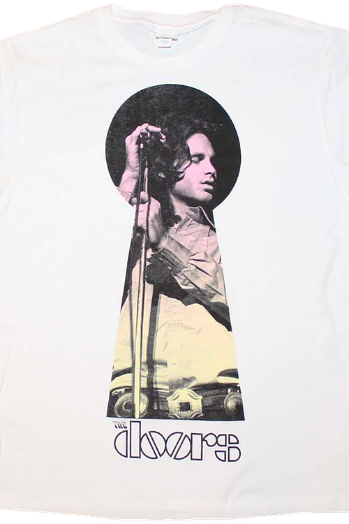 bf0bf0586a1d8b Keyhole The Doors T-Shirt  The Doors Mens T-Shirt