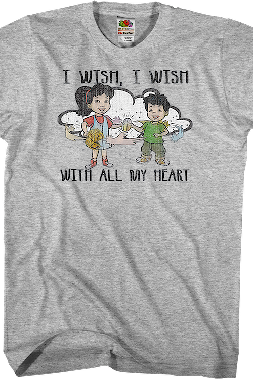 With All My Heart Dragon Tales T-Shirt