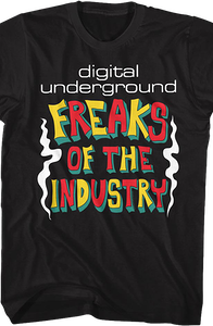 Freaks of the Industry Digital Underground T-Shirt