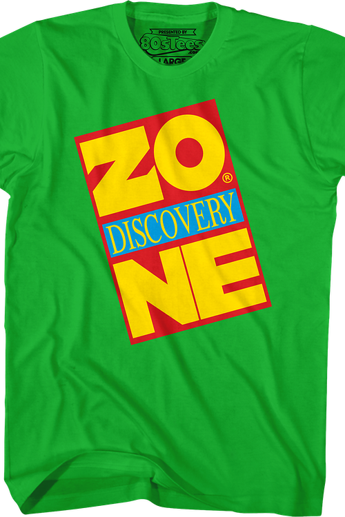 Discovery Zone Shirt