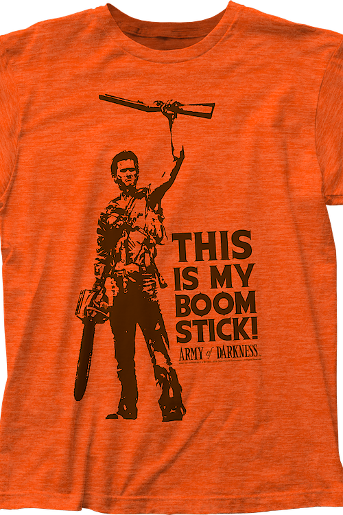 Army of Darkness Boomstick T-Shirt