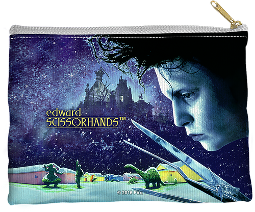 Edward Scissorhands Accessory Pouch