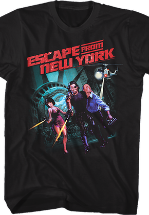 Running Escape From New York T-Shirt