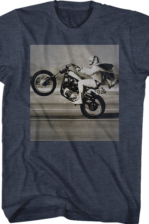Vintage Photograph Evel Knievel T-Shirt