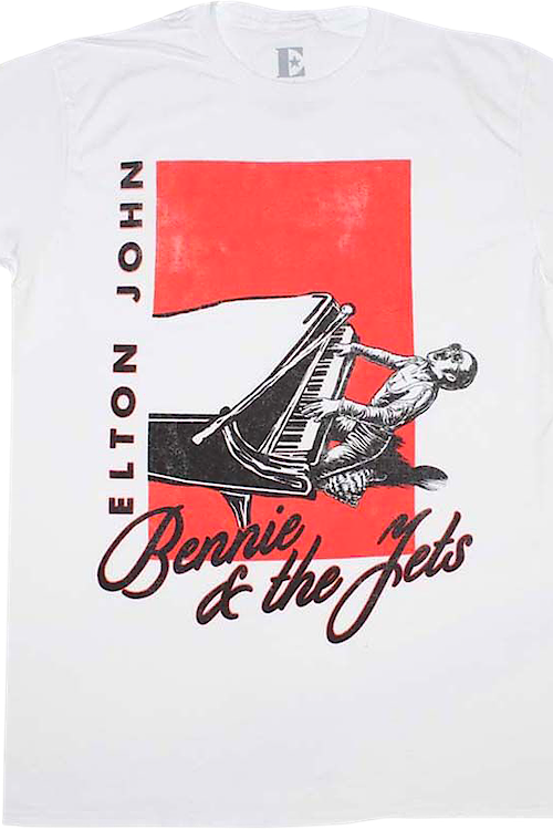 Bennie and the Jets Elton John T-Shirt