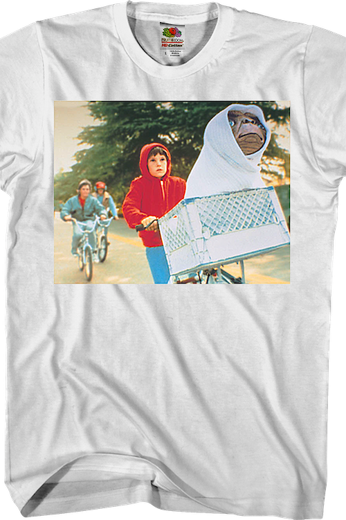 Bicycle Ride ET Shirt
