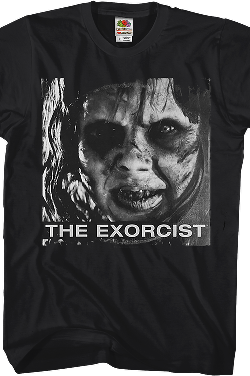 Regan MacNeil Exorcist T-Shirt