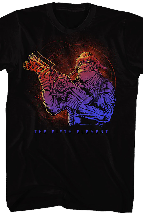 Mangalore Fifth Element T-Shirt