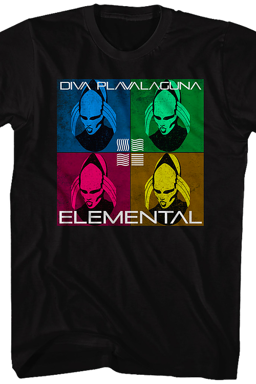 Diva Plavalaguna Fifth Element T-Shirt