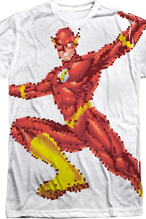 8-Bit Flash T-Shirt