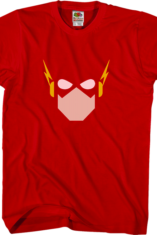 Simple Flash DC Comics T-Shirt