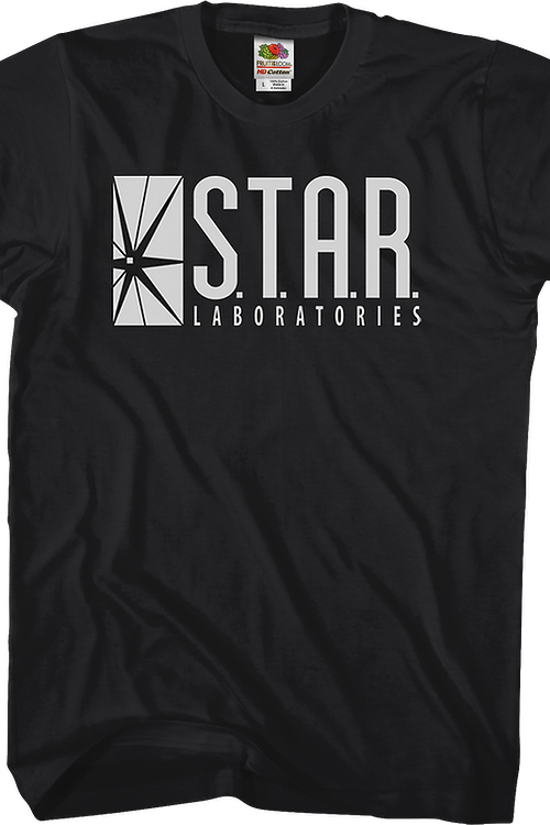 Flash STAR Laboratories DC Comics T-Shirt
