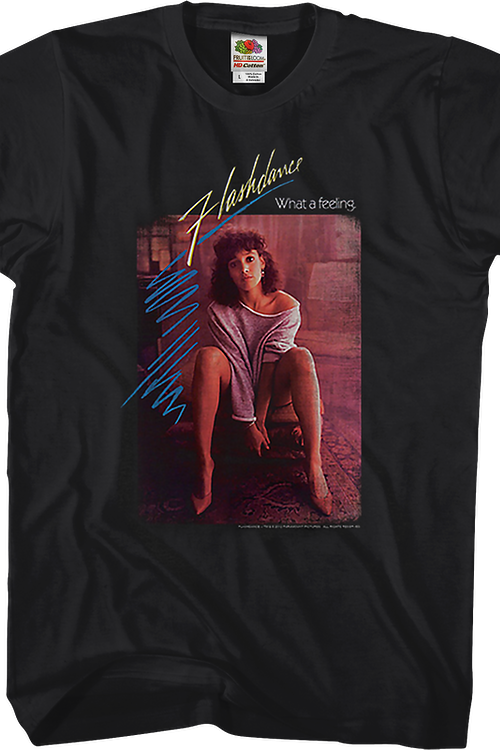 Movie Poster Flashdance T-Shirt