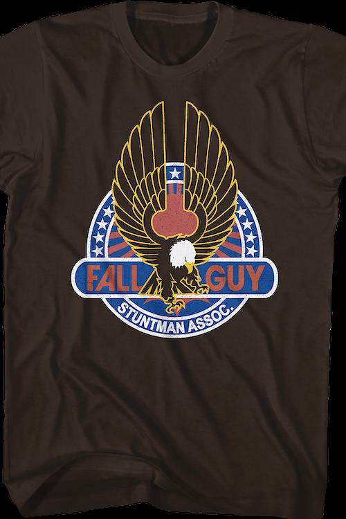 96e7944d329 Logo Fall Guy T-Shirt: Fall Guy Mens T-Shirt