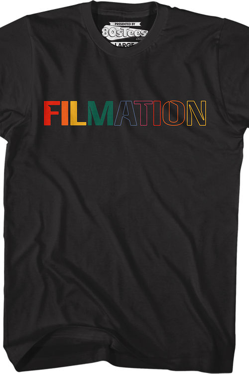 Logo Filmation T-Shirt