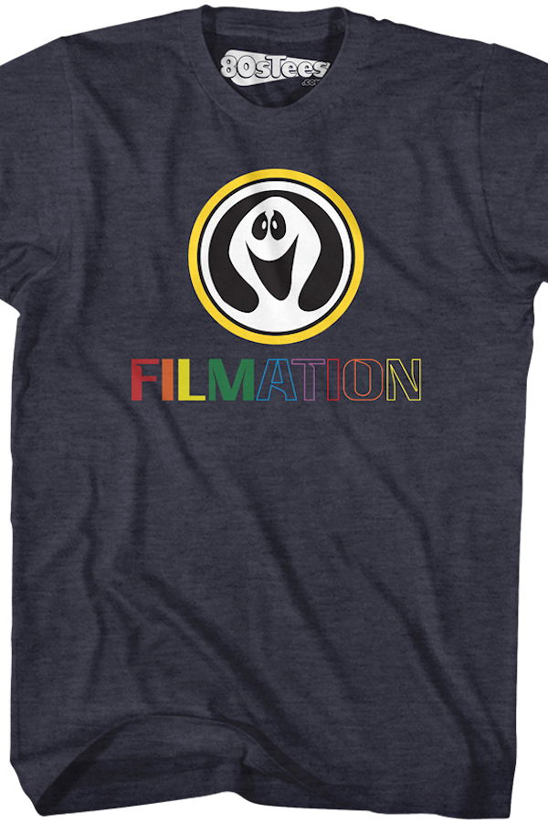 Ghostbusters Filmation T-Shirt
