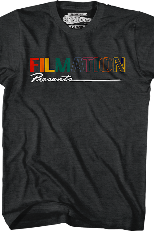 Filmation Presents T-Shirt