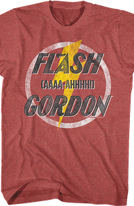 Theme Song Flash Gordon T-Shirt
