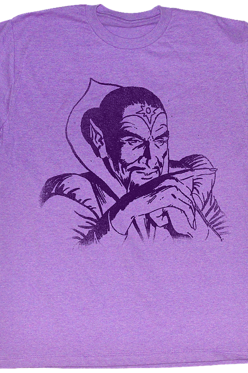 Purple Ming the Merciless Flash Gordon T-Shirt