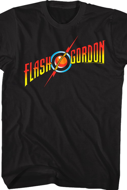 Logo Flash Gordon T-Shirt