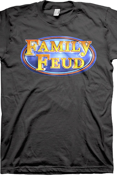 New Logo Family Feud T-Shirt