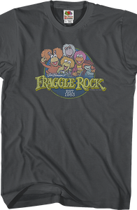 Group Photo Fraggle Rock T-Shirt