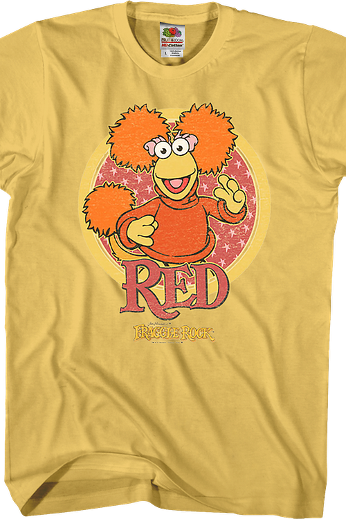 Red Fraggle Rock T-Shirt