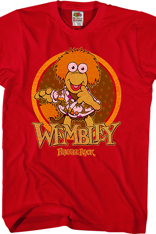 Wembley Fraggle Rock T-Shirt