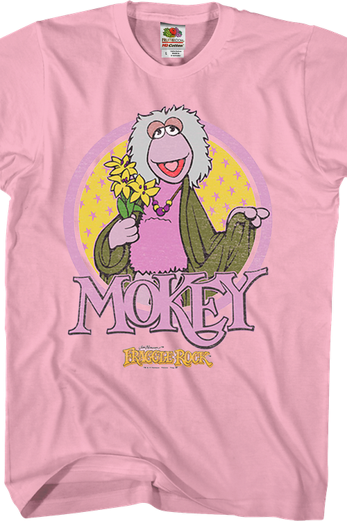 Mokey Fraggle Rock T-Shirt