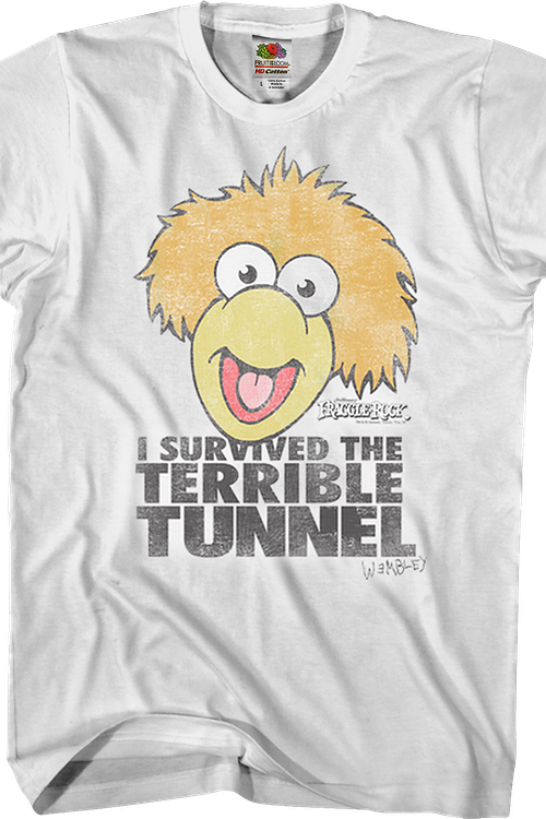 20df48c63 i-survived-the-terrible-tunnel-fraggle-rock-t-shirt .master.png?w=500&h=750&fit=crop&usm=12&sat=15&auto=format&q=60&nr=15