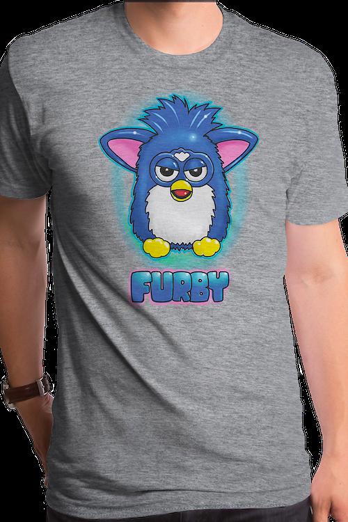 c367435c1 Furby T-Shirt: Furby Mens T-Shirt