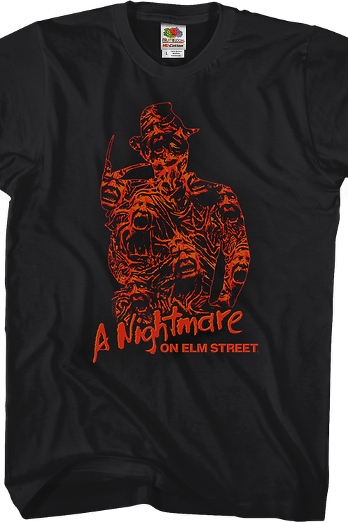 Lost Souls Nightmare On Elm Street T-Shirt