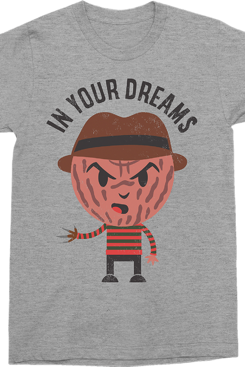 In Your Dreams Nightmare On Elm Street T-Shirt