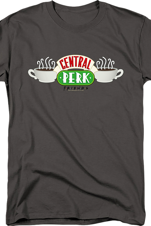 Central Perk Friends T-Shirt
