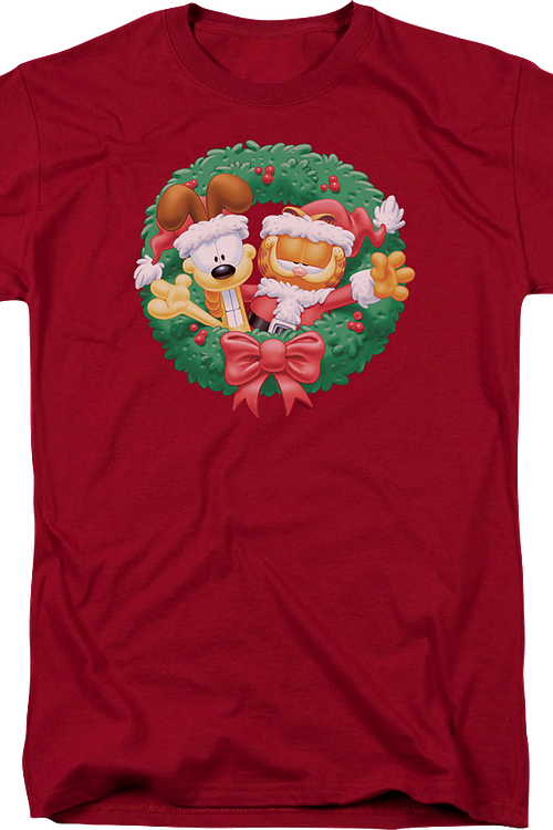 Garfield Christmas T-Shirt
