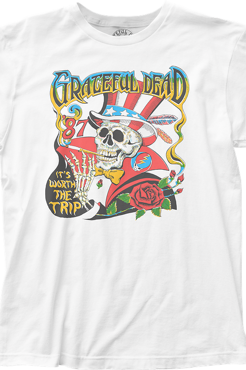 It's Worth The Trip Grateful Dead T-Shirt
