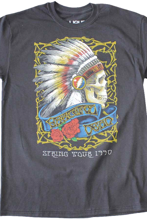 Spring Tour Grateful Dead T-Shirt