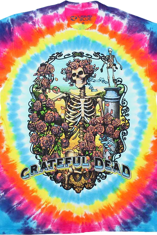 Tie Dye Grateful Dead T-Shirt