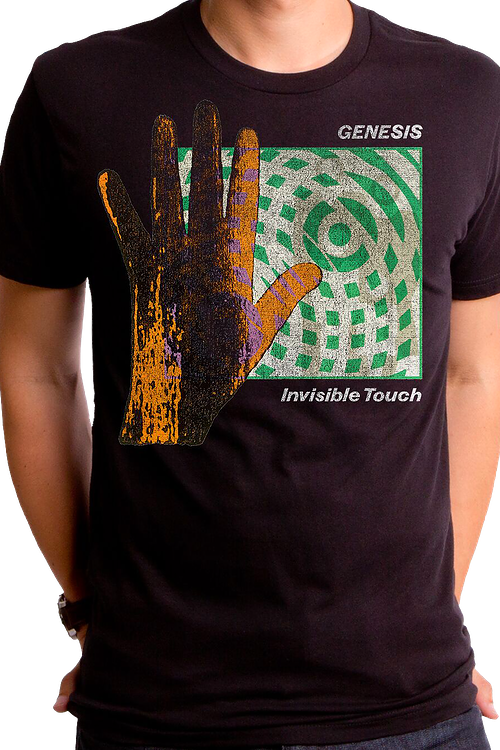 Invisible Touch Genesis T-Shirt