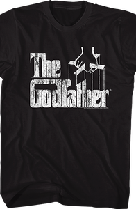 Distressed The Godfather T-Shirt