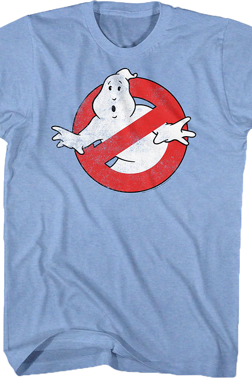 Retro Ghostbusters Logo T-Shirt