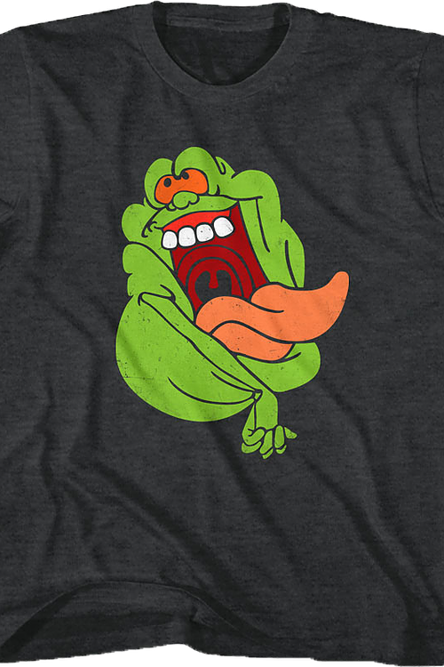 Slimer Real Ghostbusters T-Shirt