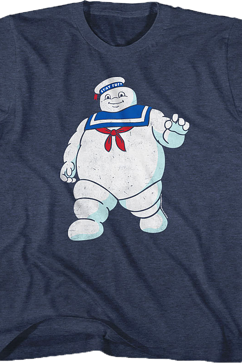 Mr. Stay Puft Real Ghostbusters T-Shirt
