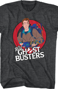 Real Ghostbusters Venkman T-Shirt