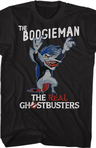 Boogieman Real Ghostbusters T-Shirt
