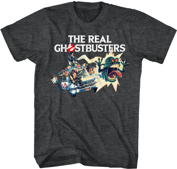 Ghostbusters sublimation T shirt