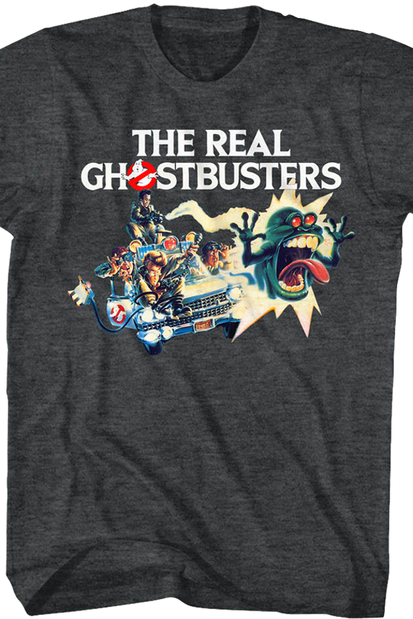 Ghostbusters sublimation T shirt 6IOq8